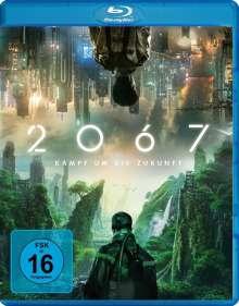 2067 - Kampf um die Zukunft (Blu-ray), Blu-ray Disc