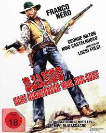 Django - Sein Gesangbuch war der Colt (Blu-ray & DVD im Mediabook), 1 Blu-ray Disc und 1 DVD
