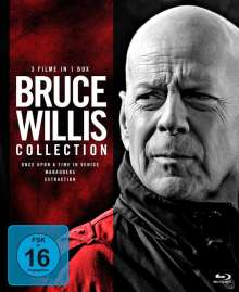 Bruce Willis Collection (Blu-ray), 3 Blu-ray Discs