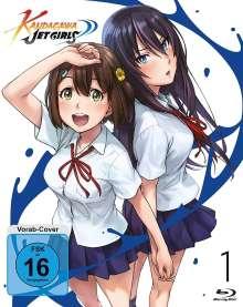 Kandagawa Jet Girls Vol. 1 (Blu-ray), Blu-ray Disc