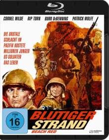 Blutiger Strand (Blu-ray), Blu-ray Disc