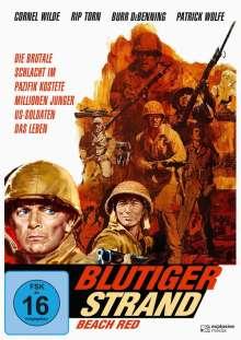 Blutiger Strand, DVD
