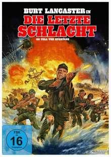 Die letzte Schlacht (1978), DVD