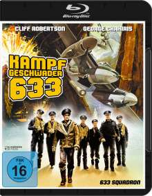Kampfgeschwader 633 (Blu-ray), Blu-ray Disc