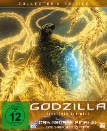 Godzilla: Zerstörer der Welt (Collector's Edition), DVD