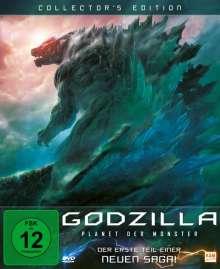 Godzilla: Planet der Monster (Collector's Edition), DVD