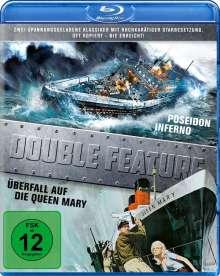Poseidon Inferno / Überfall auf der Queen Mary (Blu-ray), 2 Blu-ray Discs