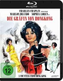 Die Gräfin von Hong Kong (Blu-ray), Blu-ray Disc