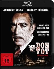 Der Don ist tot (Blu-ray), Blu-ray Disc