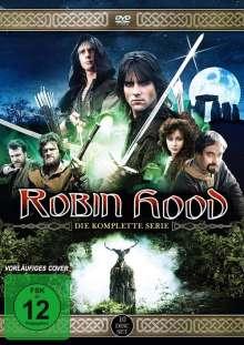 Robin Hood (1984-1986) (Komplette Serie), 10 DVDs
