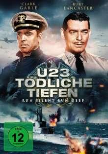 U 23 - Tödliche Tiefen, DVD
