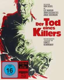 Der Tod eines Killers (Ultra HD Blu-ray & Blu-ray), 1 Ultra HD Blu-ray und 1 Blu-ray Disc