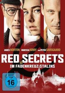 Red Secrets, DVD