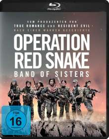 Operation Red Snake - Band of Sisters (Blu-ray), Blu-ray Disc