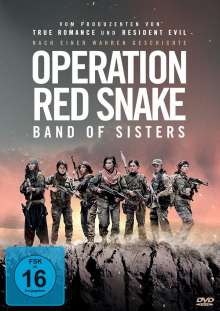 Operation Red Snake - Band of Sisters, DVD