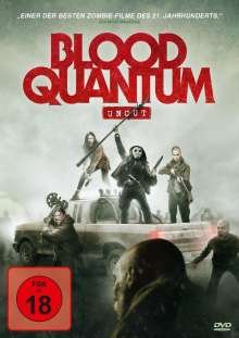 Blood Quantum, DVD