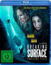 Breaking Surface (Blu-ray), Blu-ray Disc