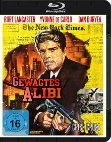 Gewagtes Alibi (Blu-ray), Blu-ray Disc