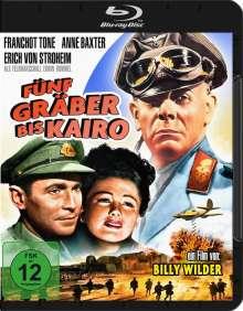 Fünf Gräber bis Kairo (Blu-ray), Blu-ray Disc