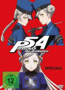 PERSONA5 the Animation Specials, 2 DVDs