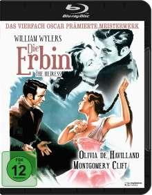 Die Erbin (Blu-ray), Blu-ray Disc