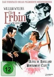 Die Erbin, DVD