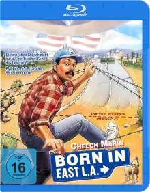 Born in East L.A. (Blu-ray), Blu-ray Disc