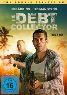 The Debt Collector 1 & 2, 2 DVDs