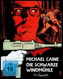 Die schwarze Windmühle (Blu-ray & DVD im Mediabook), 1 Blu-ray Disc und 1 DVD