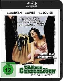 Tag der Gesetzlosen (Blu-ray), Blu-ray Disc