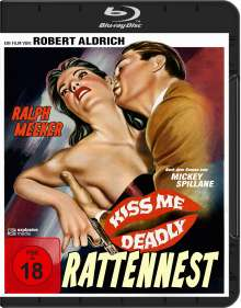 Rattennest (Blu-ray), Blu-ray Disc