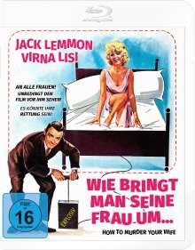 Wie bringt man seine Frau um (Blu-ray), Blu-ray Disc