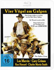 Vier Vögel am Galgen (Blu-ray), Blu-ray Disc