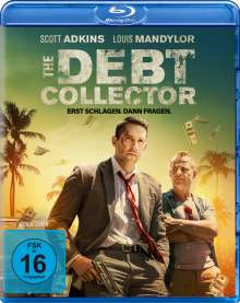 The Debt Collector (Blu-ray), Blu-ray Disc