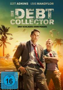 The Debt Collector, DVD