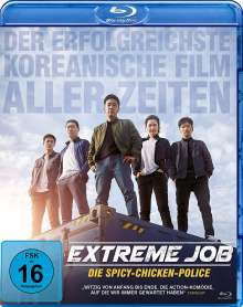 Extreme Job - Spicy-Chicken-Police (Blu-ray), Blu-ray Disc
