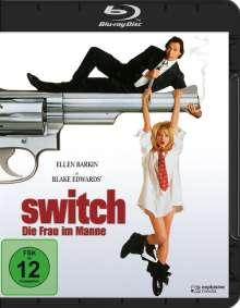 Switch - Die Frau im Manne (Blu-ray), Blu-ray Disc