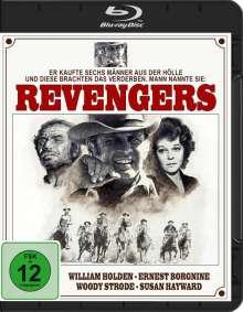 Revengers (Blu-ray), Blu-ray Disc