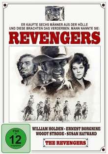 Revengers, DVD
