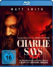 Charlie Says (Blu-ray), Blu-ray Disc