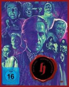 Hammer - Horror Box (Blu-ray), 7 Blu-ray Discs