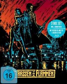 Strassen in Flammen (Blu-ray im Mediabook), 2 Blu-ray Discs und 1 CD