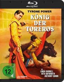 König der Toreros (Blu-ray), Blu-ray Disc