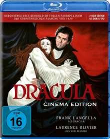 Dracula (1979) (Cinema Edition) (Blu-ray), 2 Blu-ray Discs