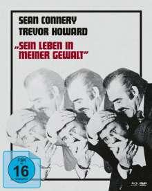 Sein Leben in meiner Gewalt (Blu-ray & DVD im Mediabook), 1 Blu-ray Disc und 1 DVD