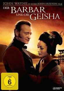 Der Barbar und die Geisha, DVD