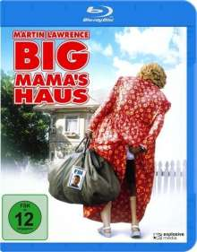 Big Mama's Haus (Blu-ray), Blu-ray Disc