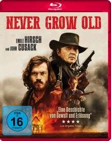 Never Grow Old (Blu-ray), Blu-ray Disc