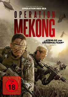 Operation Mekong, DVD