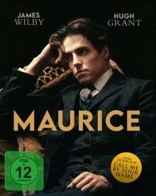 Maurice (1987) (Special Edition) (Blu-ray & DVD im Mediabook), 1 Blu-ray Disc und 2 DVDs